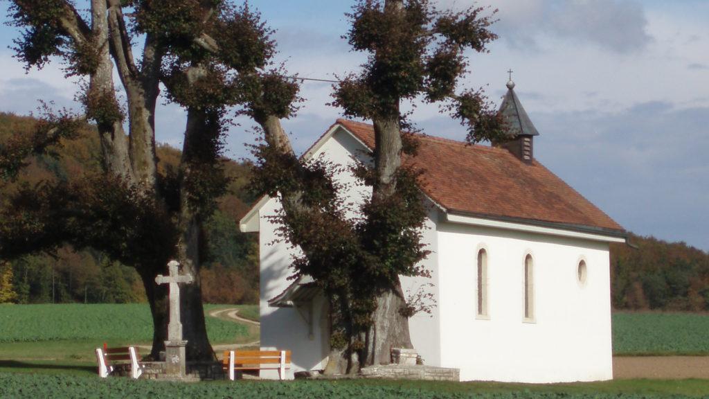 Sankt-Immer-Kapelle bei Lugnez | © Jacques Rime