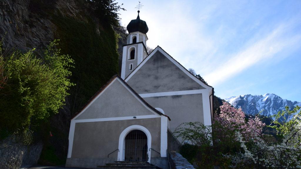 Evangelisch-reformierte Kirche St. Leonhard