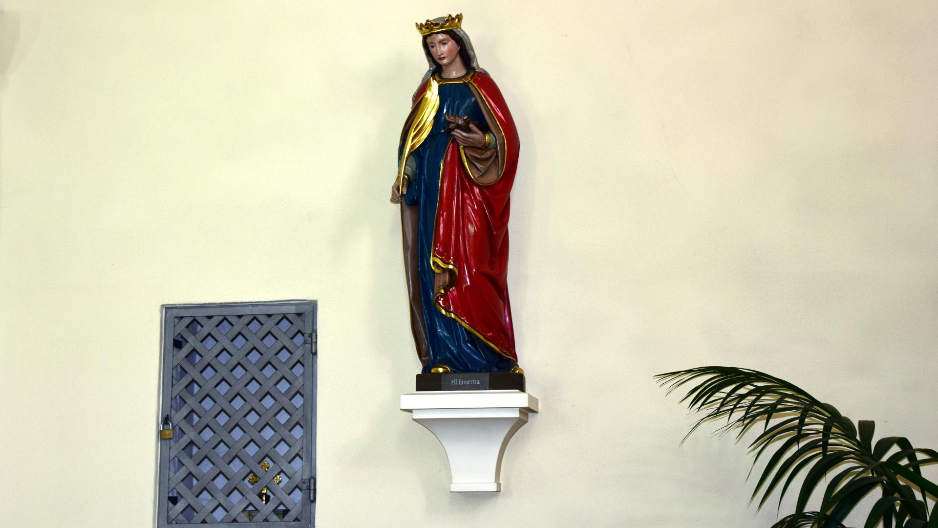 Heilige Emerita, Trimmis (GR) | © Barbara Fleischmann