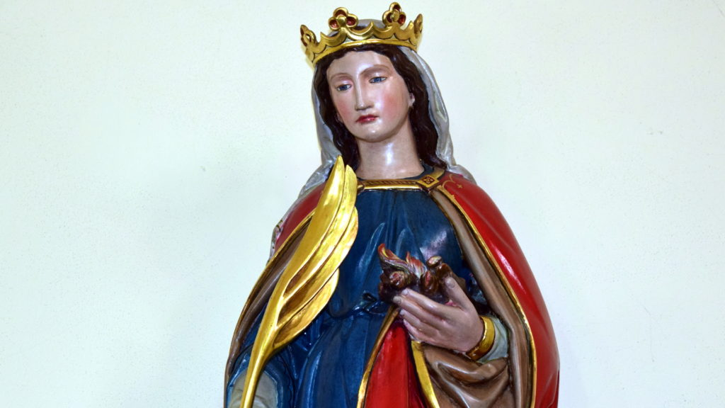 Heilige Emerita, Trimmis (GR)