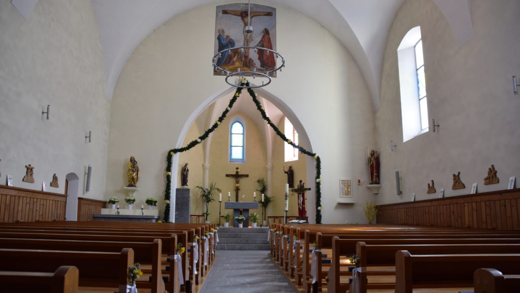 Kath. Kirche St. Carpophorus