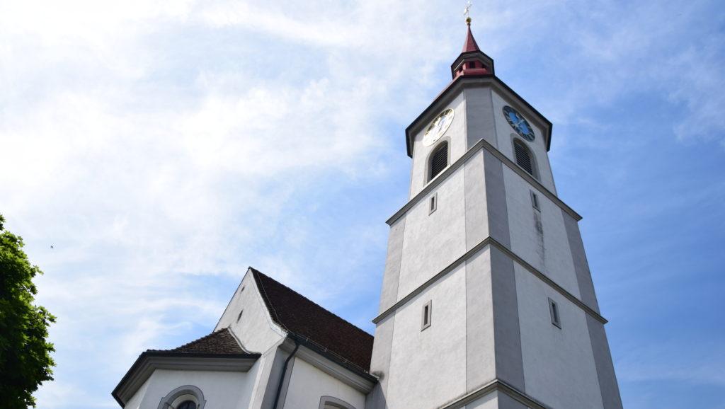 Kirche in Auw