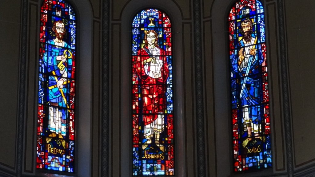 Kathedrale Lausanne, Chorfenster  | © Barbara Fleischmann