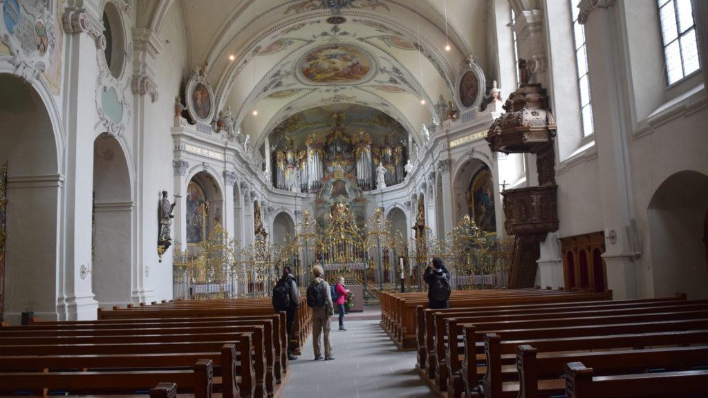 Klosterkirche Fischingen