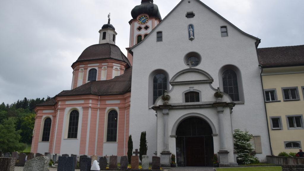 Kloster Fischingen, Idda-Kapelle
