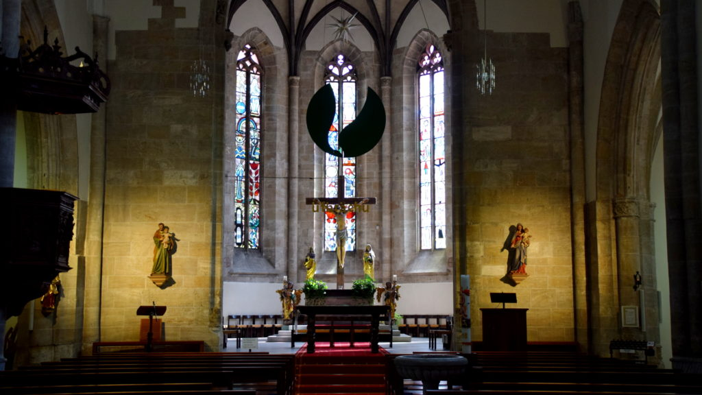 Kirche St. Theodul
