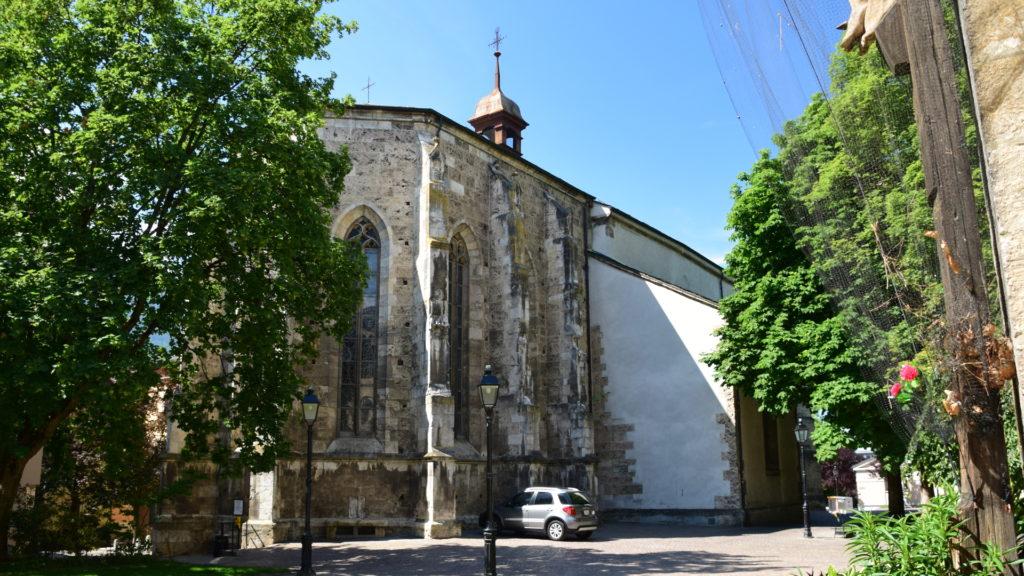 Kirche St. Theodul, gleich neben der Kathedrale