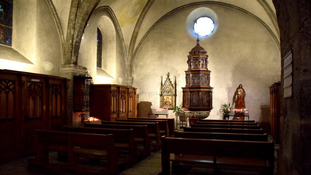 Taufkapelle der Kathedrale