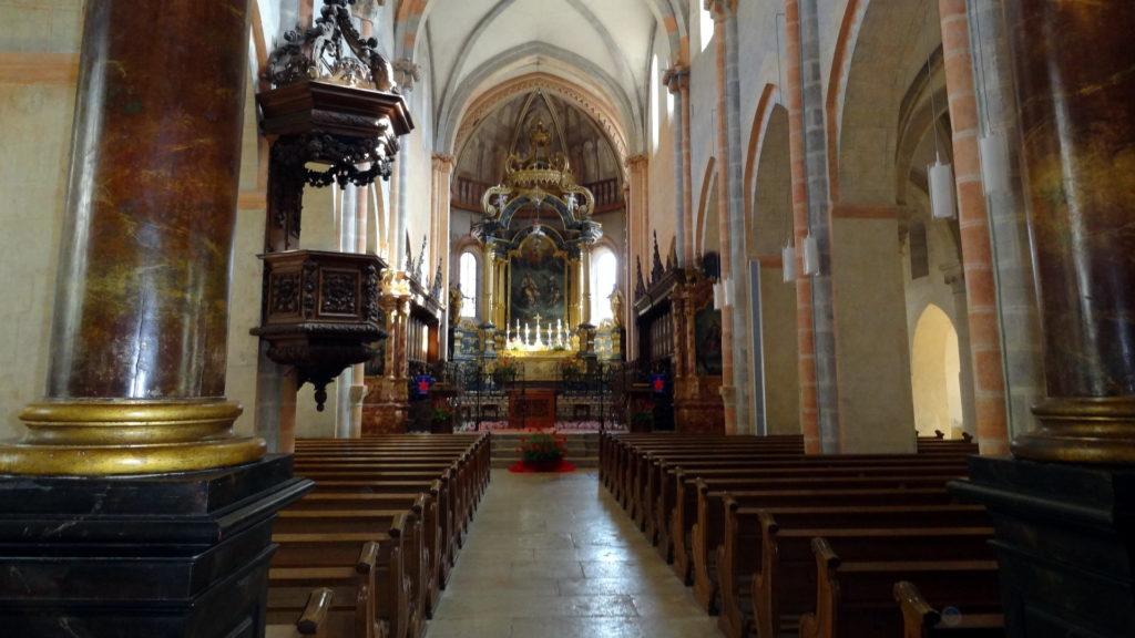 Stiftskirche St. Ursanne | © Barbara Fleischmann