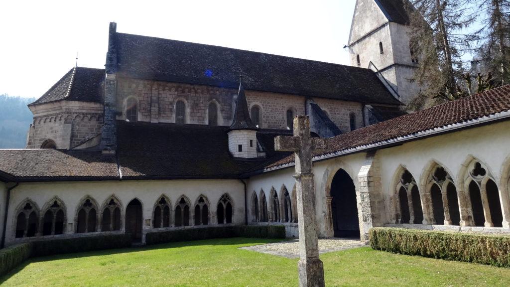 Stiftskirche St. Ursanne
