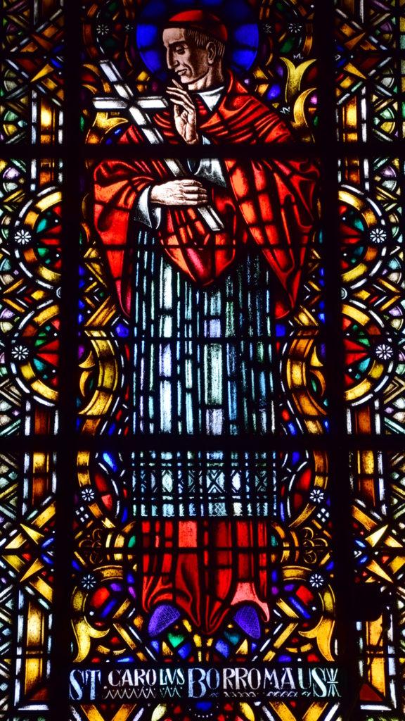 Heiliger Karl Boromäus