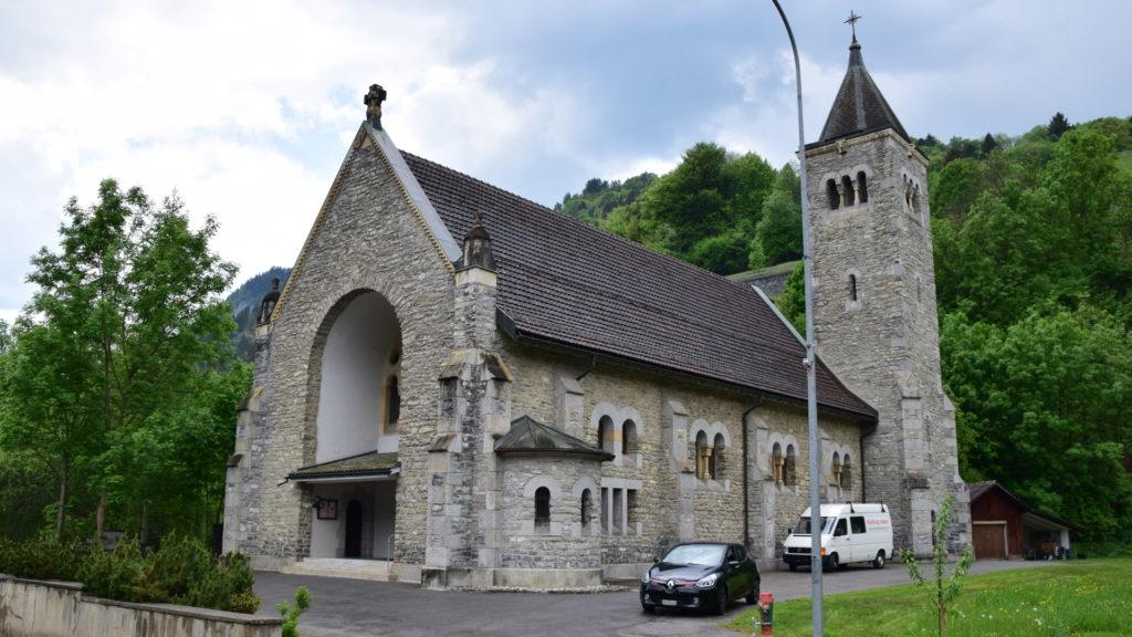 katholische Kirche in Pardisla