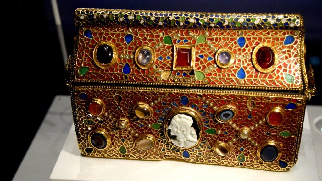 Reliquiar, 7. Jahrhundert