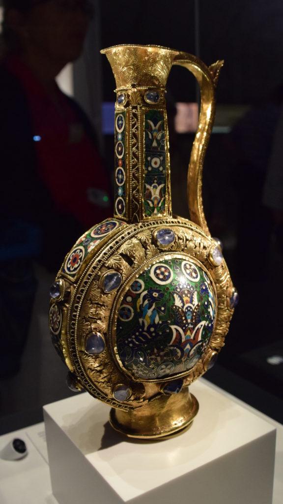 Goldkanne von Karl dem Grossen, 9. Jahrhundert