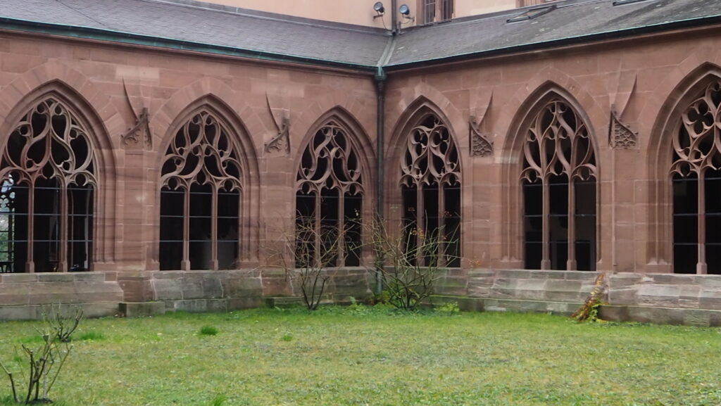 Kreuzgang Münster