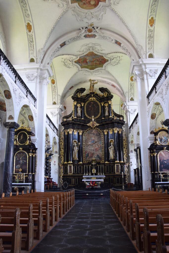 Kirche Pfäfers